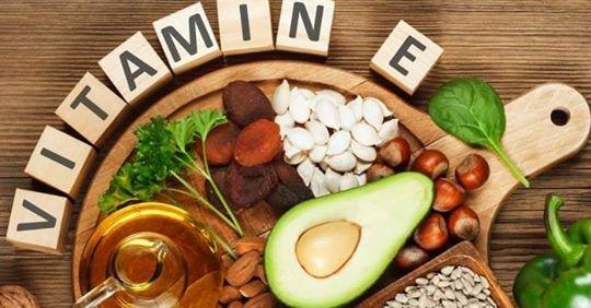 Vitamin E je snažni antioksidans koji štiti organizam od slobodnih radikala